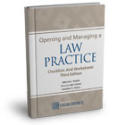 Opening and Managing a Law Practice